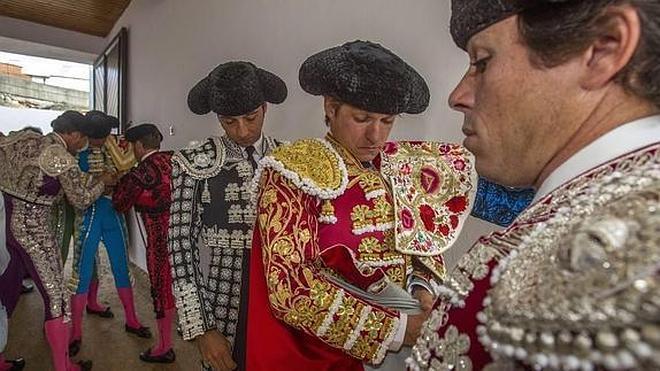 Mano a mano entre El Juli y el extremeño Miguel Ángel Perera en la Feria de Santander