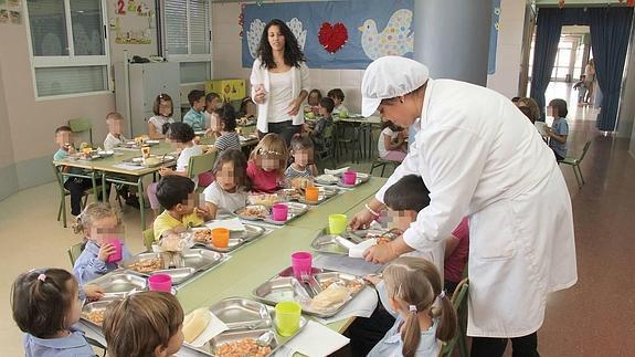 El comedor del colegio de Calamonte permanecerá abierto en julio y ...