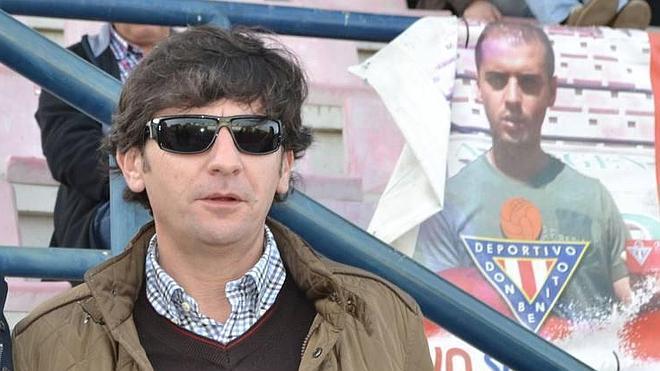 Pedro Montero ya es presidente del Don Benito