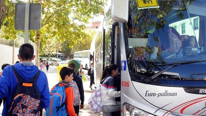 Educación revisará el nuevo contrato de transporte escolar de 86 millones