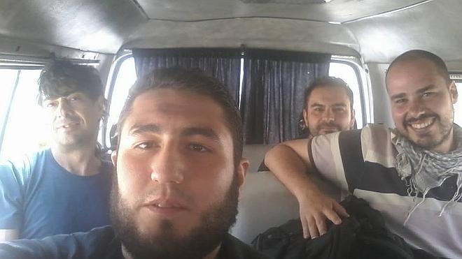 El guía de los reporteros desaparecidos en Siria cometió el error de narrar su viaje en internet