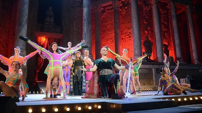 El éxito de 'Hércules' abre una línea en el Festival