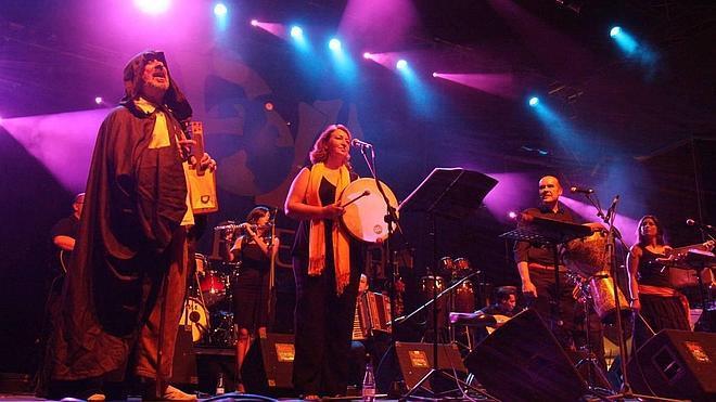 Noa, La Musgaña y Mansaborá Folk abrirán mañana el Festival Folk Plasencia