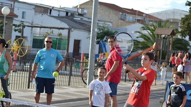 Jornada de deporte en la calle