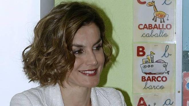 Cáceres recibe mañana a la Reina Letizia