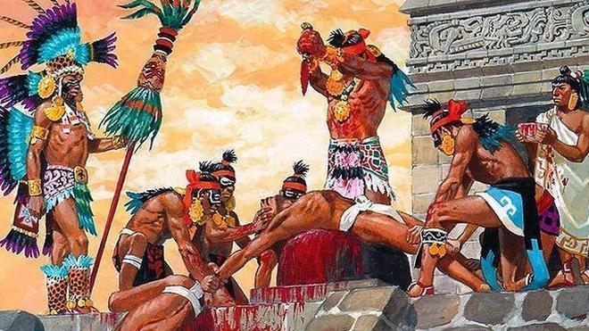 Descubren los restos de compañeros de Hernán Cortés sacrificados por los aztecas