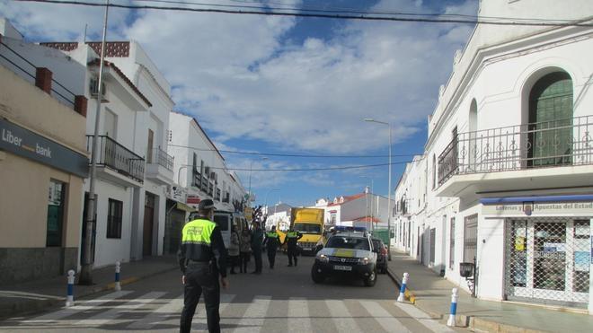 Un hombre de 73 años resulta muerto tras un atropello en la Avda. Diego Hidalgo