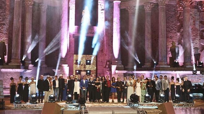 Los premios Ceres del Festival de Mérida se celebrarán cada dos años y no habrá en 2016