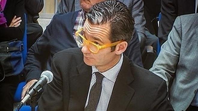 ¿Cuánto cuestan las gafas de Urdangarín?