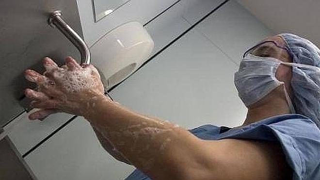El SES incidirá en el correcto lavado de manos