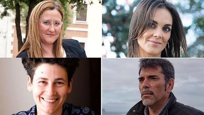 Luz Gabás, Mónica Carrillo o Víctor del Árbol se darán cita en la Feria del Libro