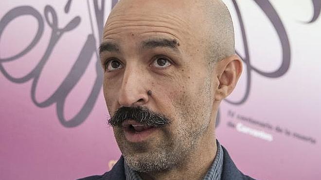Jesús Carrasco recibe el premio de Literatura de la Unión Europea