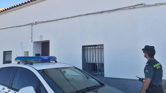 Un hombre es detenido por robar a una anciana de 85 años en su casa en Berlanga
