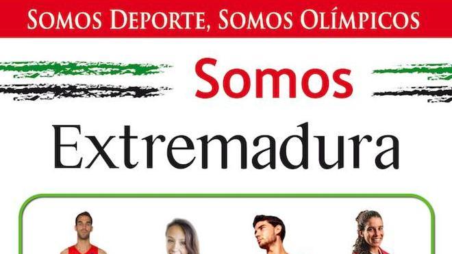 La Fundación Jóvenes y Deporte con los olímpicos extremeños