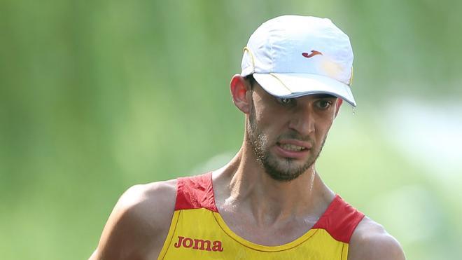 El pacense Álvaro Martín abre la participación española en atletismo