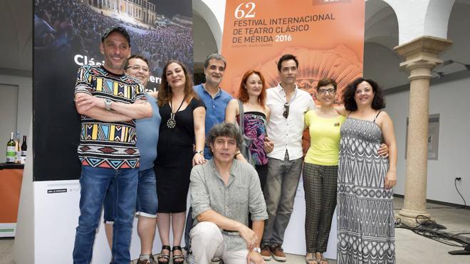 La comedia 'Los Pelópidas' llega al Festival de Mérida