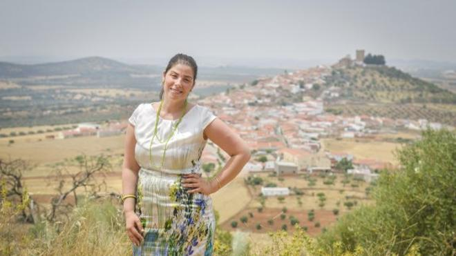 Una alcaldesa que vino del sur