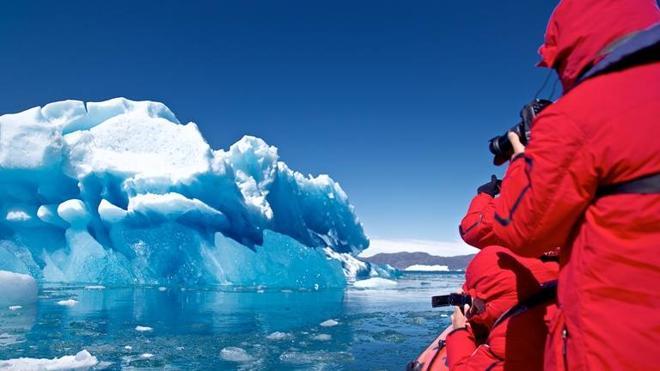 Explorando un pequeño glaciar sin nombre (Parte 1)