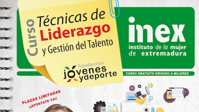 Curso de liderazgo y gestión de talento para mujeres del Imex y la FJyD