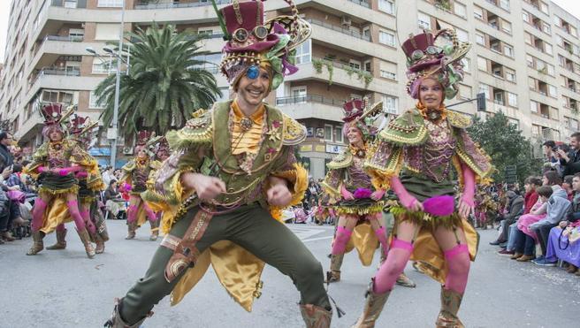 El Carnaval de Badajoz viaja a Alemania
