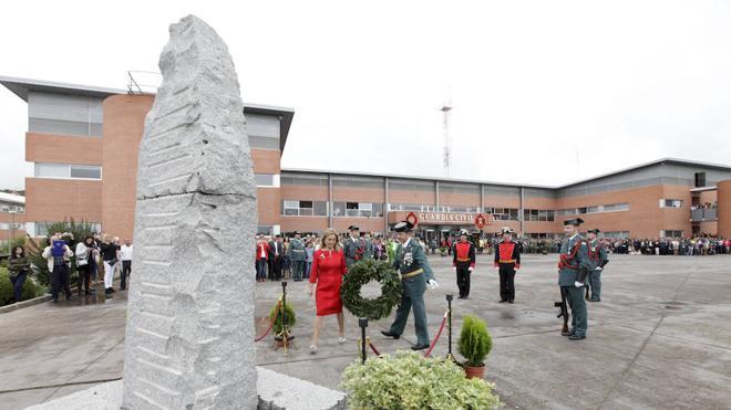 Una mujer estará por primera vez al mando de la Guardia Civil de Cáceres