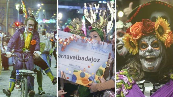 El corto que enseñará el Carnaval en Europa