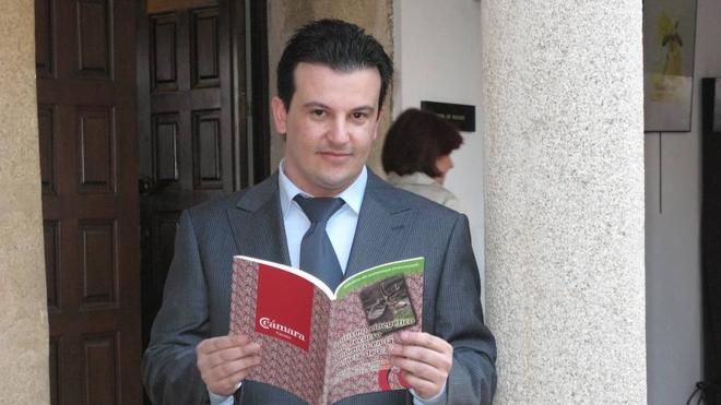 La Junta designa a Pedro Álvarez nuevo gerente de Gebidexsa