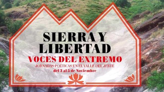 El Valle del Jerte acoge las Jornadas Poéticas 'Sierra y Libertad'