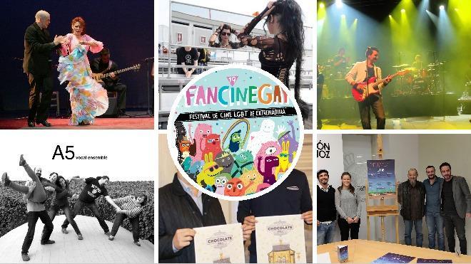 Feria de la tapa y chocolate, y el FanCineGay, planes para este fin de semana