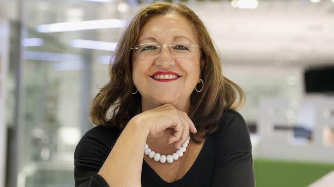 Inma Chacón, premiada por una carrera dedicada a la defensa de la igualdad de género