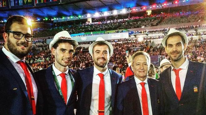 Extremadura despide su año más olímpico