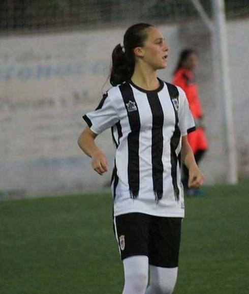 Lidia Santos Del Femenino Badajoz Convocada Por La Selección