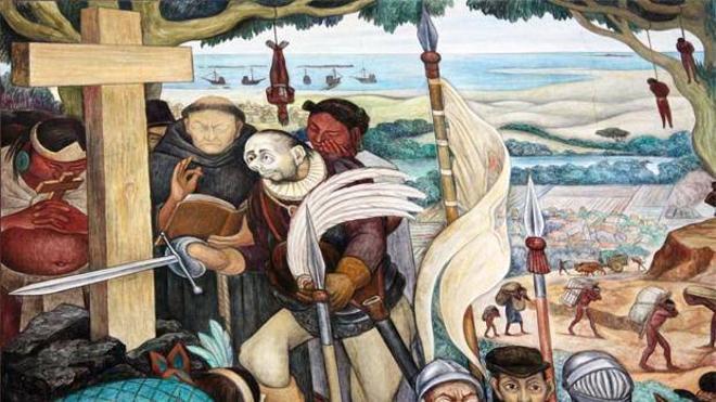 """""""Hernán Cortés tenía un hijo indio que adoraba pero Jefferson vendió a sus hijos mestizos"""""""