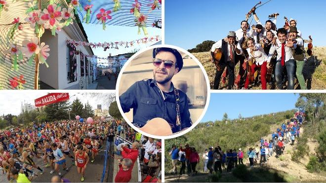 Un fin de semana de flores para disfrutar Extremadura al aire libre