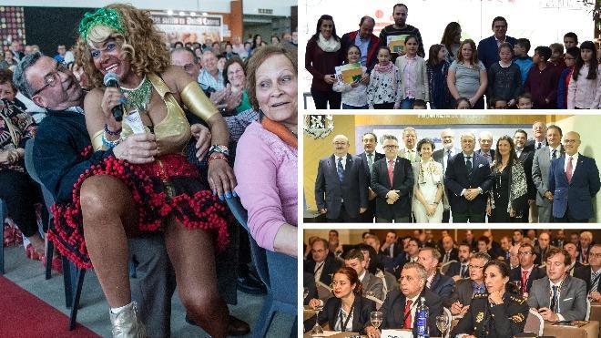 Badajoz baila con Brasil y exporta música al Líbano