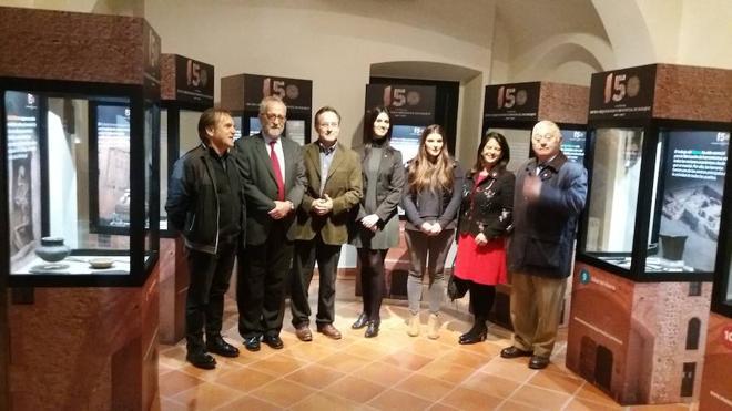 El Museo Arqueológico celebra su 150 aniversario con una exposición itinerante