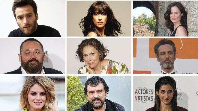 Aitana Sánchez-Gijón, Pepón Nieto, Ricardo Gómez o Amaia Salamanca, en el Festival de Mérida