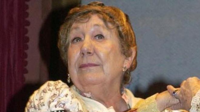 El Festival de Mérida lamenta la muerte de Alicia Agut, que intervino en tres ediciones