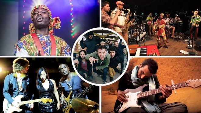 El Womad traerá la música de 33 grupos de 12 países