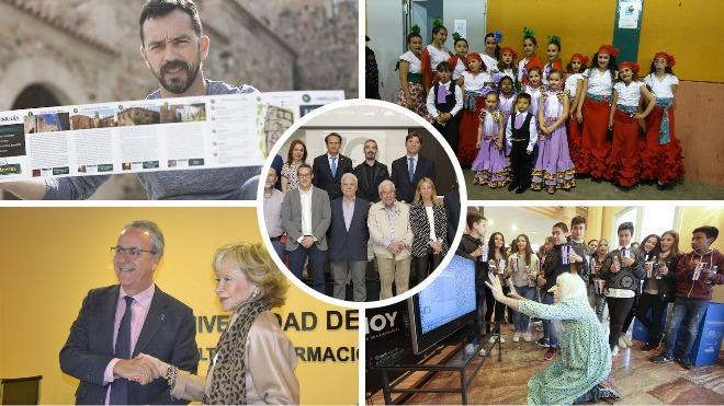 Diez años del gimnasio que revolucionó Cáceres