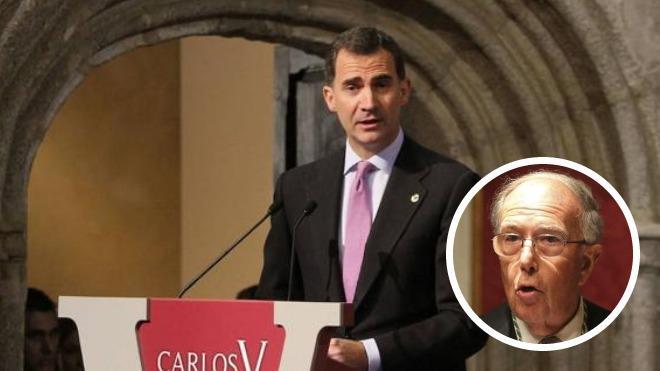 El Rey entrega mañana a Marcelino Oreja el Premio Europeo Carlos V