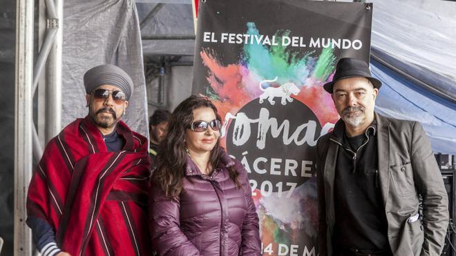 Transglobal Underground: «Actuamos en el Womad hace 21 años, es maravilloso que siga»