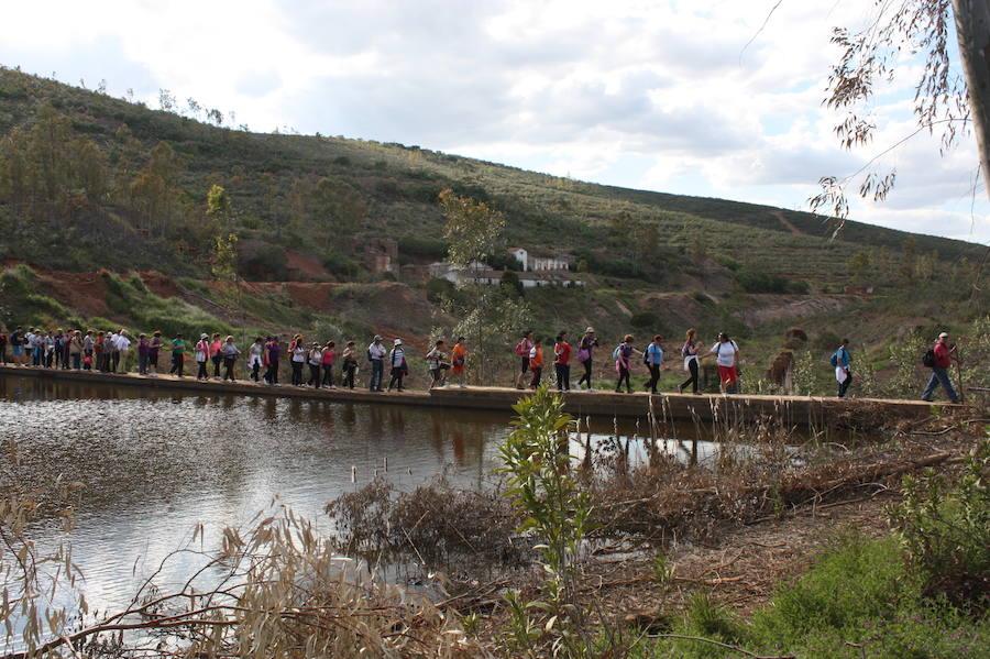 Muestra sobre la mina que dio protagonismo a Extremadura en las dos guerras mundiales