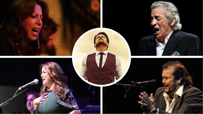 Artistas flamencos ofrecerán conciertos en once municipios de la provincia
