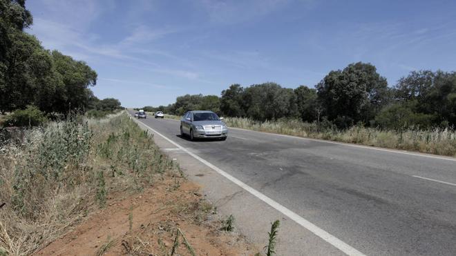 Reclaman más seguridad para la carretera 'de las Torres' tras la colisión mortal