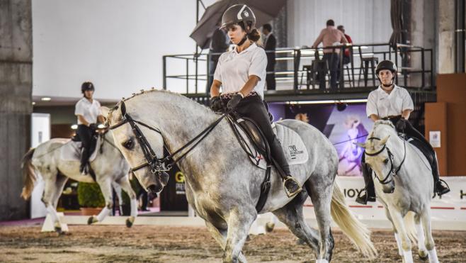 Abre sus puertas la novena edición de la feria del toro y el caballo