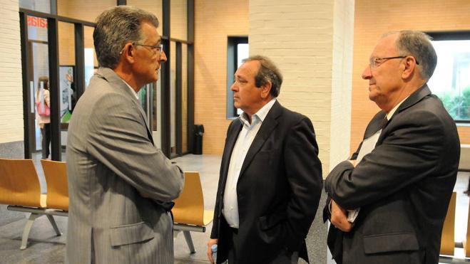 Viñuela, Villa y Cerrato recurrirán la sentencia condenatoria del caso Feval