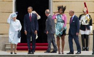 Boato real para agasajar a los Obama