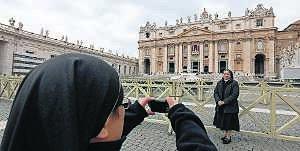 El Vaticano se prepara para la entronización