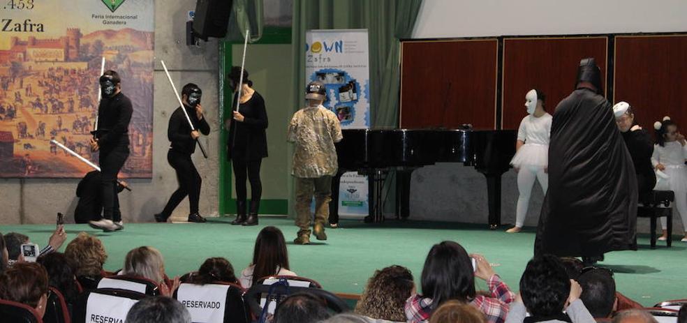 Down Zafra celebra su 'Pasarela Solidaria' el día 2